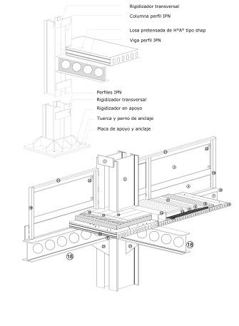 10 Detalle Planta Axonometrica