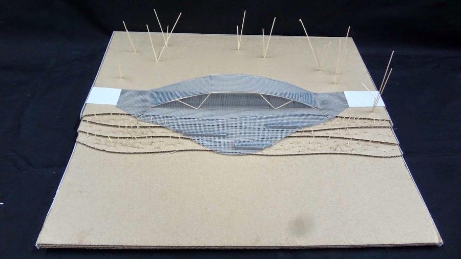 [2014] Pabellón. Activación y Evolución: Arquitectura, Programa ,Material